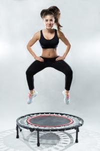 rebounder trampoline exercises